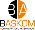 Baskom Logo
